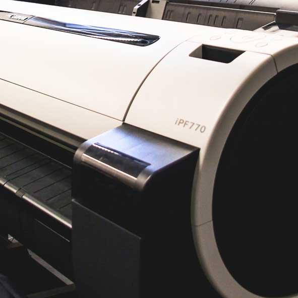 Plotter Canon iPF 770